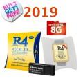 R4i Gold Pro 8GB Micro SD