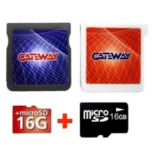 gateway 3ds card with 16gb microsd