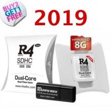 R4 3DS Dual Core 8GB MicroSD