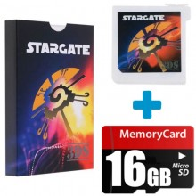 Stargate 3DS With 16GB microSD card