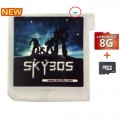 Sky3DS With 8GB MicroSD