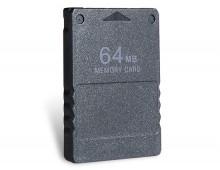64M PS2 Memory Card