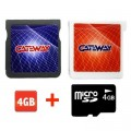 Gateway 3DS With 4GB Micro SD Card Combo