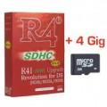 R4i SDHC And 4GB MicroSD