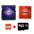 Gateway 3DS And 8GB MicroSD