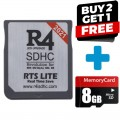 R4 3DS RTS 8GB Micro SD