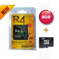 R4i Gold 3DS 8GB Combo