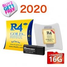 R4i Gold Pro 16GB BOGO