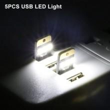 mini LED Usb light 5 pack