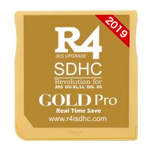 R4i Gold 3DS PRO