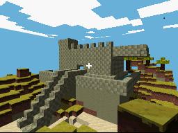 Minecraft On Nintendo 3ds For Free Dscraft Homebrew