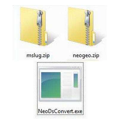 NeoGeo on 3DS