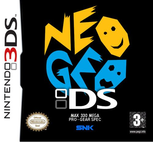 Neo Geo on the Nintendo 3DS