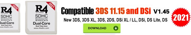 R4 3DS Dual Core firmware