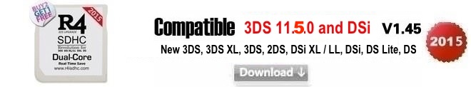R4 3DS Dual Core Firmware page