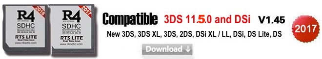 r4 3ds rts firmware 2016 edition