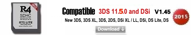 R4 3DS RTS Firmware Download