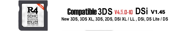 r4 3ds rts newlabel firmware