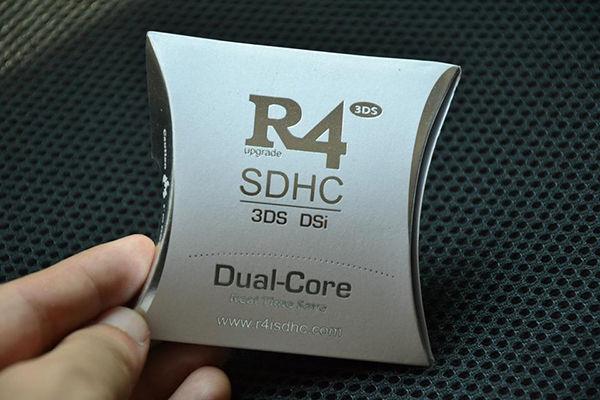 r4 dual core card