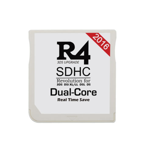 R4i 3DS Dual Core R4 3DS Setup Guide And Instructions