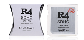 r4 3ds dual core, r4 3ds card, nintendo 3ds