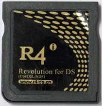 R4 3DS Firmware - R4i 3DS Firmware - 11 11 0 Update