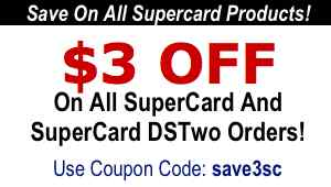 Supercard Coupon