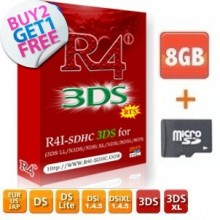 r4 3ds sdhc rts