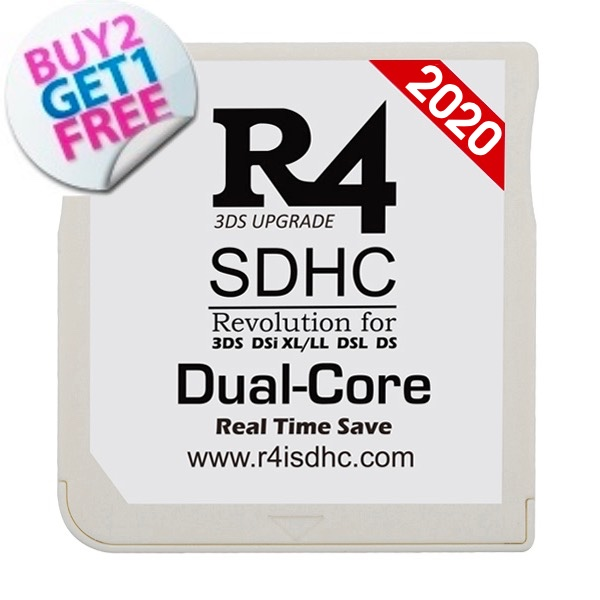 R4 3DS Dual Core 2019 Firmware - Download The Latest R4 3DS Dual