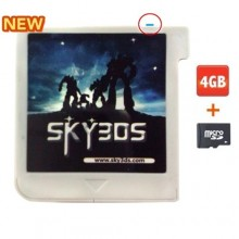Sky3DS 4GB MicroSD