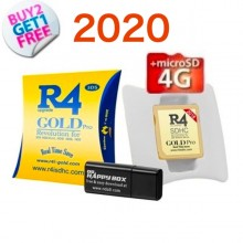 R4i Gold Pro 3DS 2020