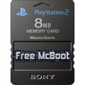 free mcboot ps2 memory card mod chip