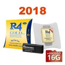 R4i Gold Pro 16GB micro SD